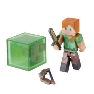 Minecraft - Alex with Accessory Figure