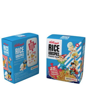 Rice Krispies Vintage Cereal Jigsaw Puzzle