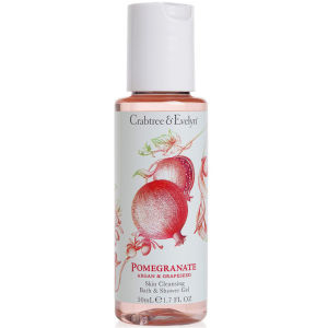 Crabtree & Evelyn Pomegranate Shower Gel (50ml)