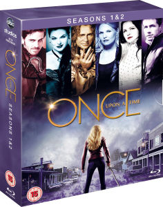 Once Upon A Time - Season 1 and 2