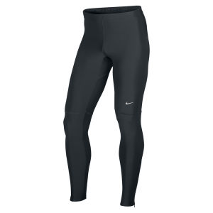 Nike Men's Filament Running Tights - Black/Silver