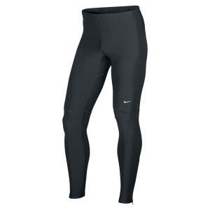 Nike Men's Filament Running Tights - Black/Silver