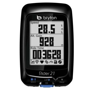 Bryton Rider 21E Base Unit