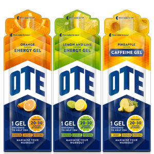 OTE Energy Gel 56g - Box of 20