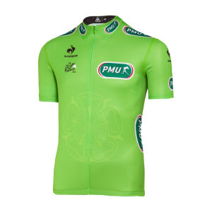 Le Coq Sportif Tour de France Sprinters Official Jersey - Green