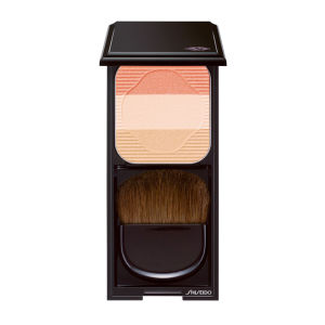 Trío colorete e iluminador Shiseido Face Colour Enhancing Trio OR1 (7g) Peach