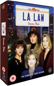 LA Law - Seizoen 3