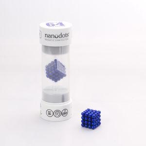Nanodots Magnetic Constructors Blue - 64 Dots