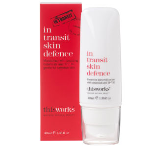 this works in Transit Skin Defence (40 ml)