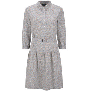 A.P.C. Women's Mary Dress - Multi