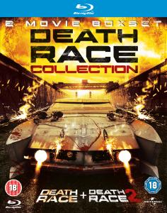 Death Race 1 and 2 Box Set