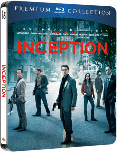 Inception - Steelbook Edition
