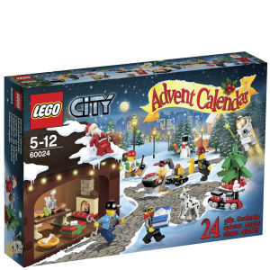 LEGO Advent Calendars: City Advent Calendar (60024)