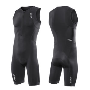 2XU Men's Active Trisuit - Black