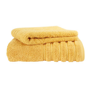 Kingsley Lifestyle Towel - Mustard