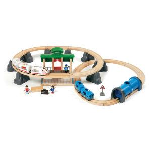 Brio train set cyber monday newegg