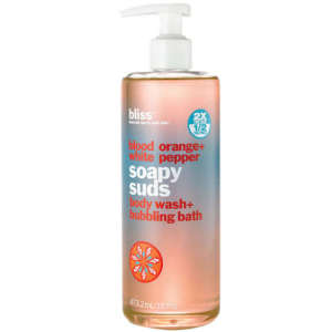 bliss Blood Orange and White Pepper Soapy Suds 16oz