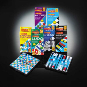 Magnetic Travel Game - Backgammon