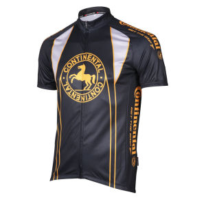 Continental Team Short Sleeve Cycling Jersey