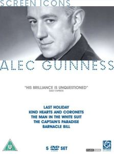 Alec Guinness - Collection: Screen Legends