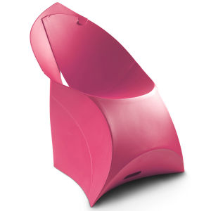 Flux Junior Chair - Rosy Pink