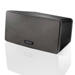 Sonos Play:3 Wireless Hi-Fi Speaker System - Black