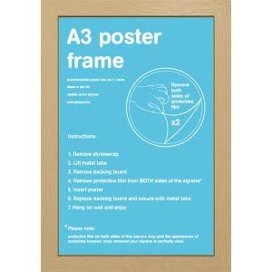 Oak Frame A3