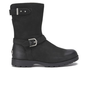 UGG Women's Grandle Buckle Boots - Black