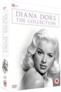 Diana Dors Icon Box Set [11 DVD]