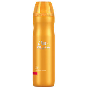Wella Professionals Sun Hair & Body Shampoo 250ml