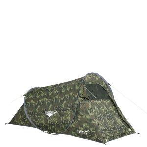 Gelert Quickpitch SS Compact Tent - Army Camo