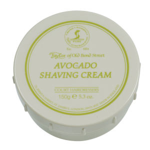 Taylor of Old Bond Street Shaving Cream Bowl (150g) - Avocado