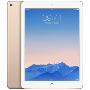 Apple iPad Air 2 Wi-Fi and Cellular 16GB - Gold