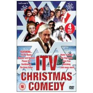 ITV Christmas Comedy Compilation
