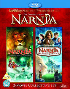 Chronicles Of Narnia: The Lion, The Witch.../Prince Caspian