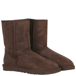 UGG Australia Women's Classic Short Boots - Chocolate