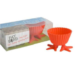 Fat Bird Cake Making Kit