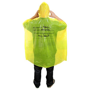 Personalised Ponchos