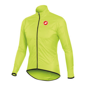 Castelli Men's Squadra Long Rain Cycling Jacket