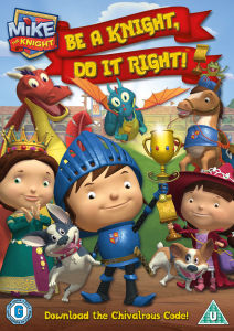 Mike Knight: Be a Knight, Do It Right