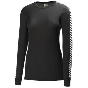 Helly Hansen Women's Dry Original Baselayer - Black