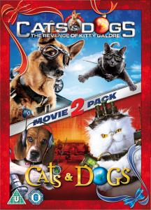 Cats and Dogs: Double Pack (Cats and Dogs / Cats and Dogs: The Revenge of Kitty Galore)