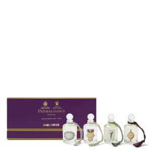 Penhaligon's Gentlemen's Fragrance Collection (4X5ml)
