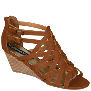 Stylist Pick 'Claudia' Women's Gladiator Sandal - Tan