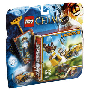 LEGO Legends of Chima: Royal Roost (70108)