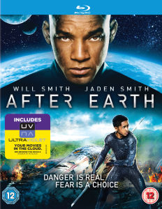 After Earth - Mastered in 4K Editie (Bevat UltraViolet Copy)