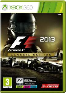 F1 2013 - Classic Edition