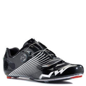 Northwave Torpedo Plus Cycling Shoes - Black
