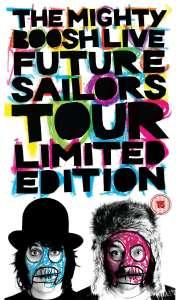 Mighty Boosh - Future Sailors Beperkte Editie