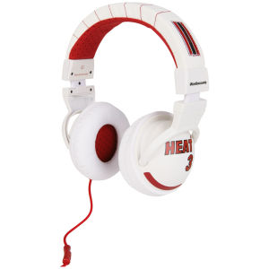 Skullcandy Hesh Headphones NBA Series - Heat Dwayne Wade